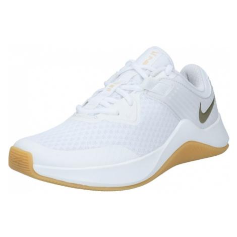 NIKE Sportovní boty bílá / šedá