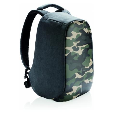Městský batoh, který nelze vykrást Bobby, 14'' XD Design, camouflage green, P705.657