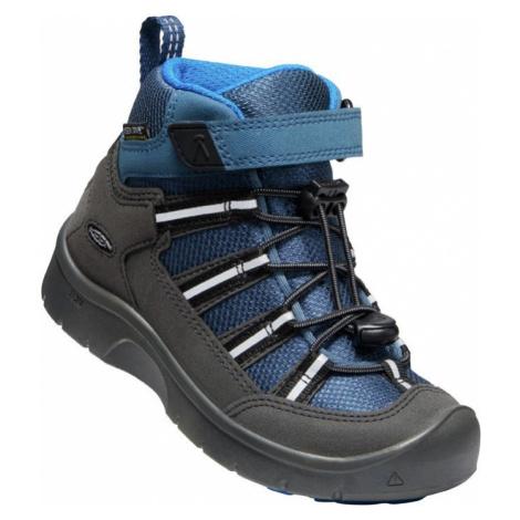 Dětské boty Keen Hikeport II Sport Mid WP C majolica/sky diver