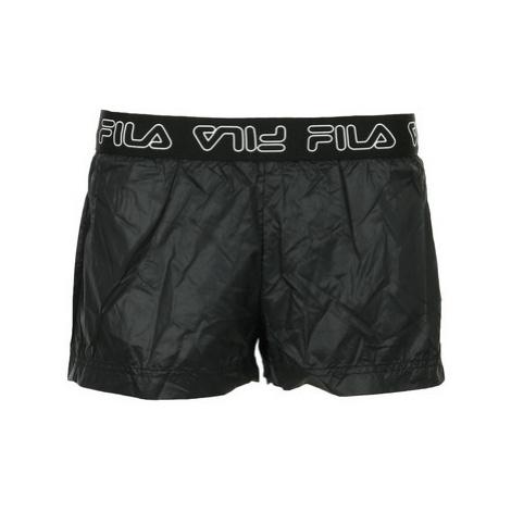 Fila Amal Shorts Wn's Černá