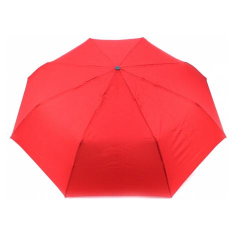 Červený plně automatický skládací dámský deštník Kenna Doppler