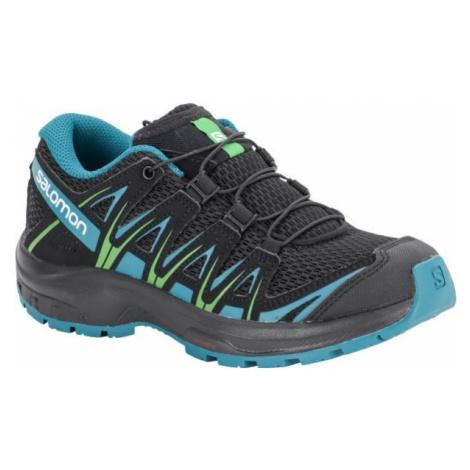 Salomon XA PRO 3D J černá - Dětská běžecká obuv