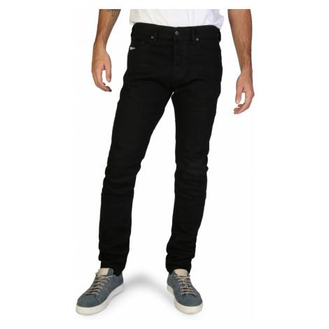 Diesel Diesel pánské džíny černé