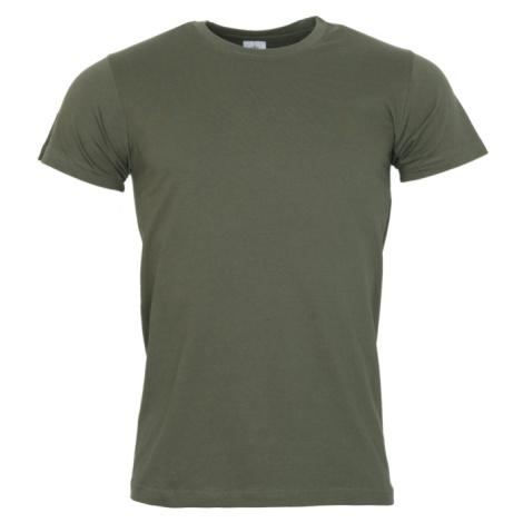 Tričko SECURITY 190 g olivové
