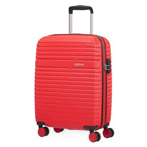 American Tourister Kabinový cestovní kufr Aero Racer 61G 37 l - červená