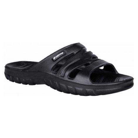 Lotto ZENO černá - Unisex pantofle