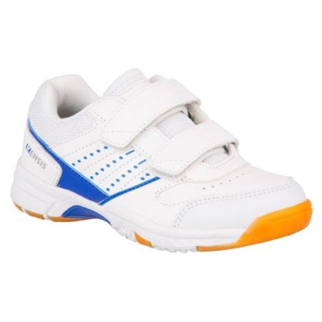 Kensis WAYLAN VEL modrá - Dětská sálová obuv