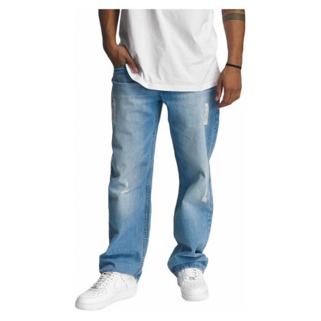 Rocawear kalhoty pánské Loose Fit Jeans Loose Fit in blue