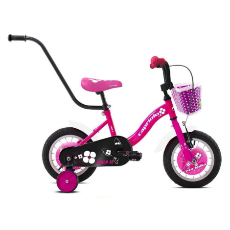 """Dětské kolo Capriolo Viola 12"""" - model 2020 Barva fialová"""