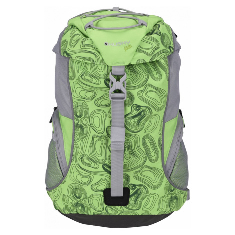 Children's backpack Spring 12l green