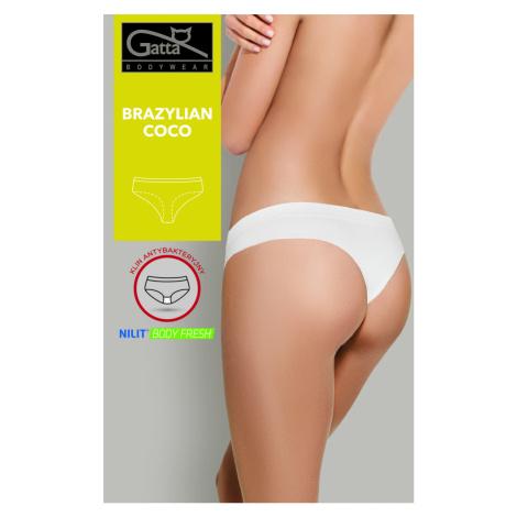 Dámské kalhotky brazilky COCO - Gatta