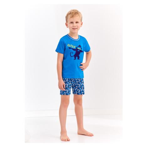 Chlapecké pyžamo Taro 944 Modrá