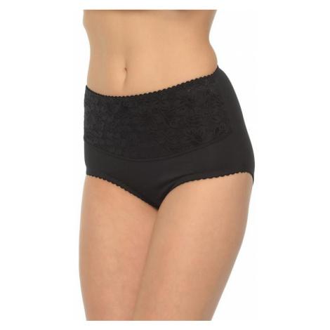 Dámské stahovací kalhotky Mitex Ala plus černé | černá