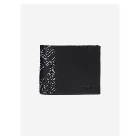 Peněženka Versace Jeans Couture Černá