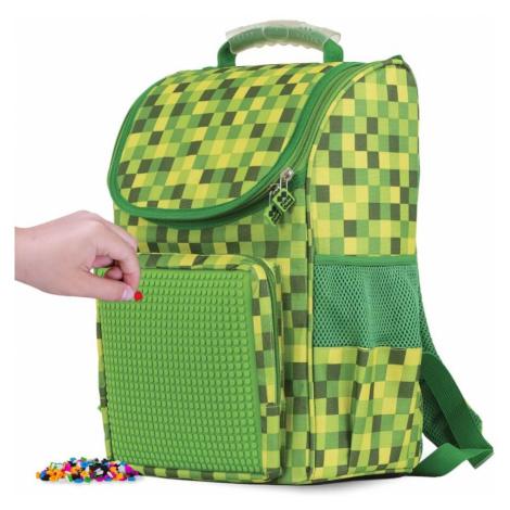 PIXIE CREW chlapecký batoh Minecraft pro první stupeň ZŠ