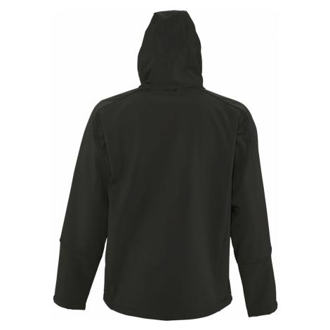 SOLS Pánská softshellová bunda REPLAY MEN 46602312 Černá SOL'S