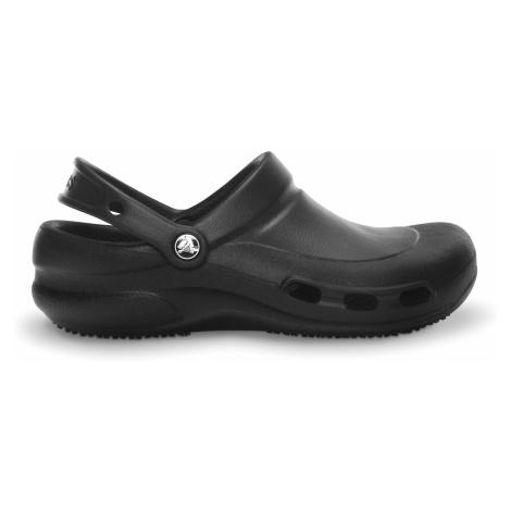Crocs Crocs Work Bistro Vent Clog-Black