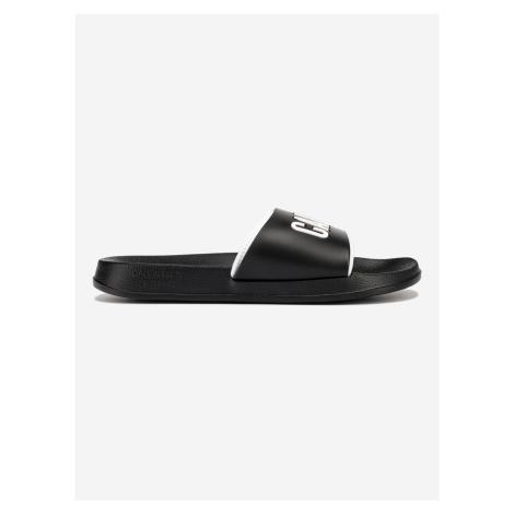Pantofle Calvin Klein Černá