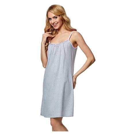 Dámská noční košile Italian Fashion Dorita | šedá
