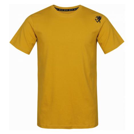 Rafiki SLACK Pánské triko 10001227RFX01 Lemon curry