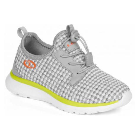 Loap ALTO tmavě šedá - Dětská vycházková obuv