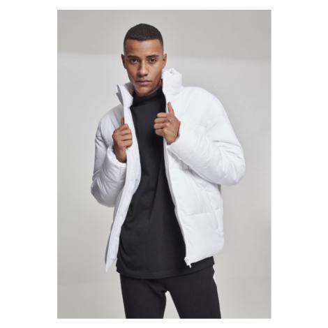 Urban Classics Boxy Puffer Jacket white