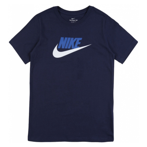 Nike Sportswear Tričko námořnická modř