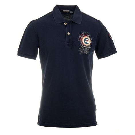 Napapijri pánské polo tričko modré