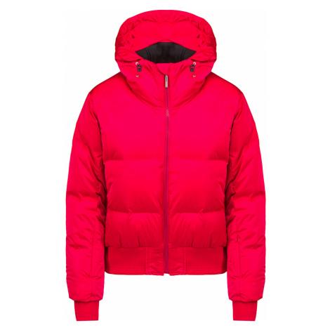 Lyžařská bunda Descente MIA červená