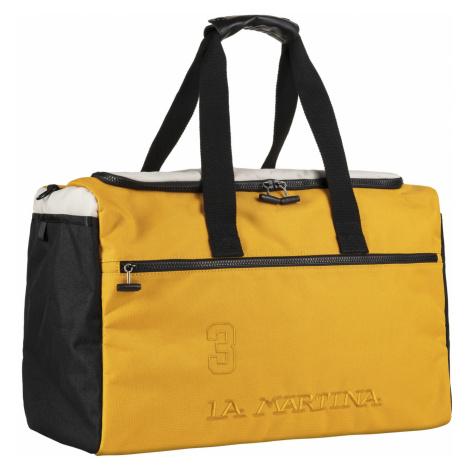 Travel Bag La Martina Travel Bag Fabian La Martina Yellow