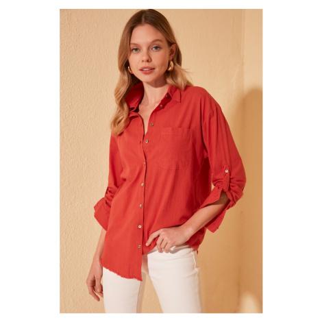 Women's shirt Trendyol Detailed