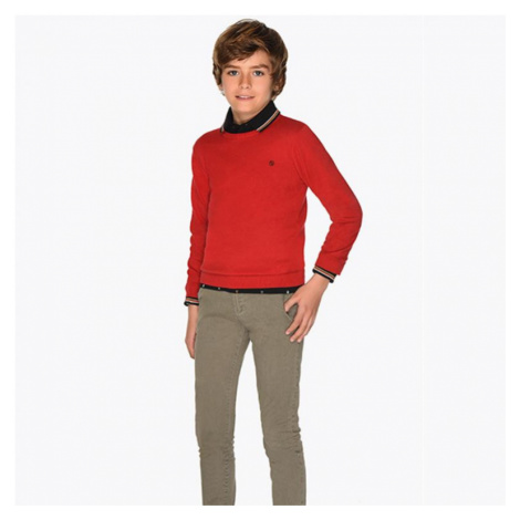 Chlapecké kalhoty MAYORAL 7510 | šedá
