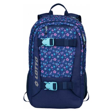 Lotto AVENGER tmavě modrá - Školní batoh