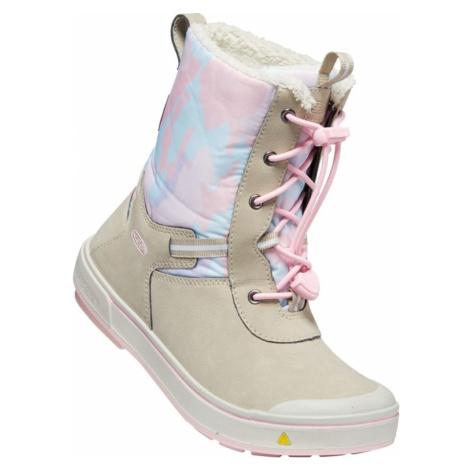 Dětské zimní boty KEEN KELSA TALL WP C