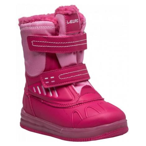 Lewro ARMUS růžová - Dětská obuv