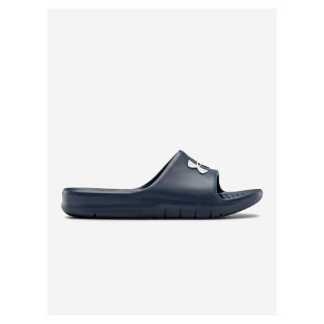 Pantofle Under Armour Core Pth Sl Modrá
