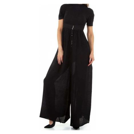 Dámské zvonové kalhoty Voyelles