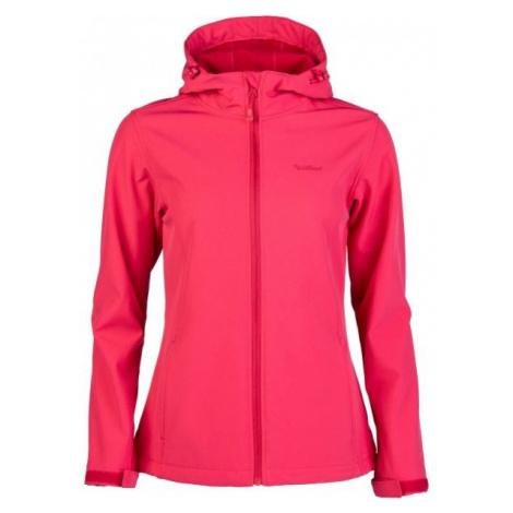 Willard CAMELIA růžová - Dámská softshellová bunda