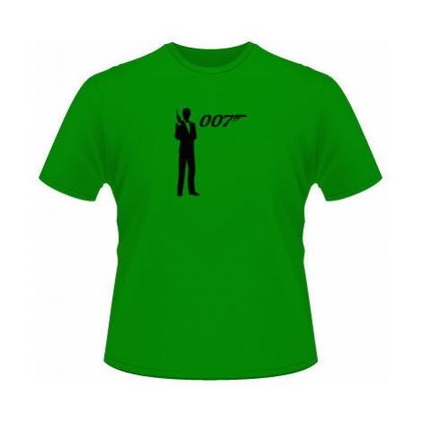 Pánské tričko na tělo James Bond