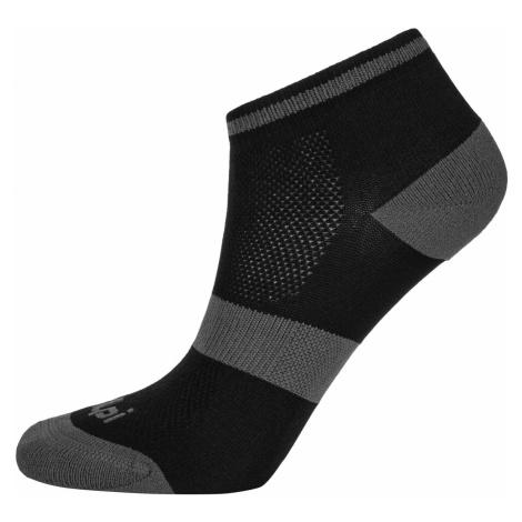 KILPI Ponožky TOES-U MU0031KIBLK Černá