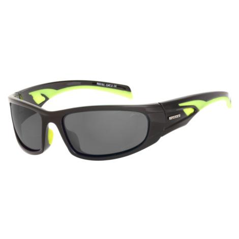 RELAX Nargo Sluneční brýle sportovní R5318E žluto černá 42