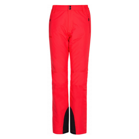 Kilpi Dámské lyžařské kalhoty Gabone růžová
