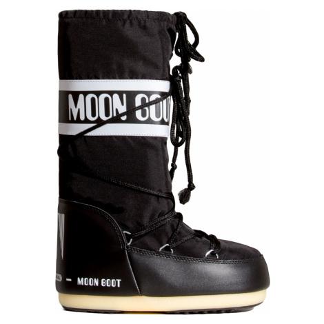 Sněhule Moon Boot NYLON černá