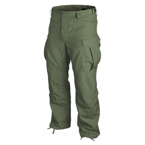 Kalhoty Helikon SFU NEXT rip-stop ZELENÉ Regular (OLIVE GREEN)