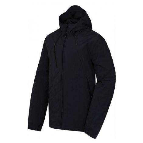 Pánská softshellová bunda HUSKY Salex M tmavě šedá