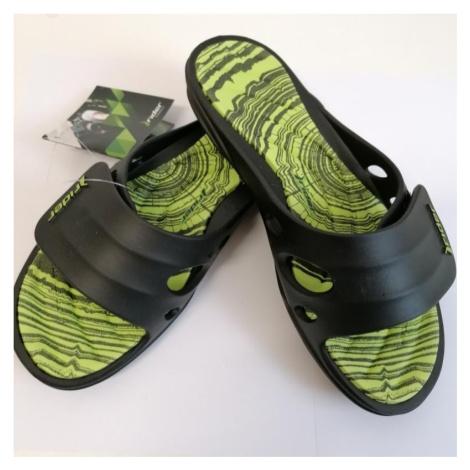 Dámské pantofle Rider Key X slipper Black - Green