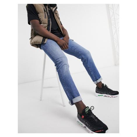 BOSS Maine regular fit jeans in light blue Hugo Boss