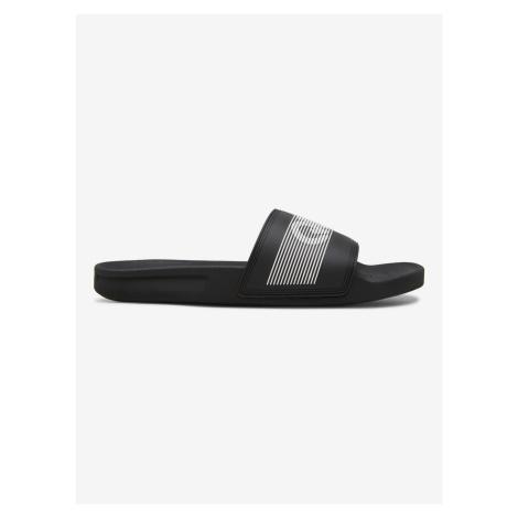 Rivi Pantofle Quiksilver Černá