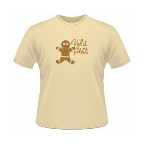 Pánské tričko na tělo Perníček