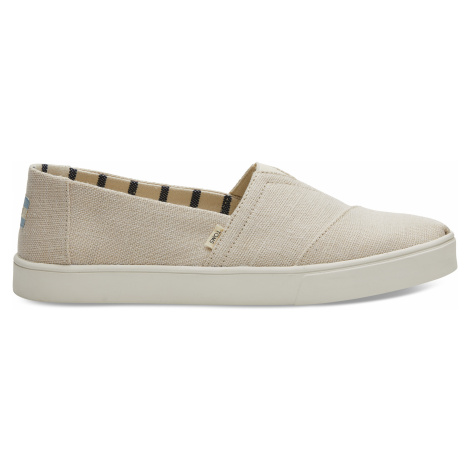 Natural Heritage Canvas Men Alpargata Cupsole Toms